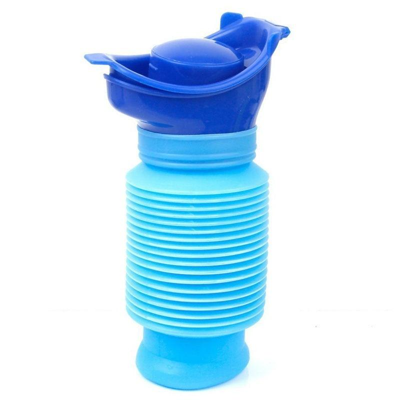 Male Female REUSABLE Portable Camping Car Travel Pee Urinal Urine Toilet 750ml - OhCoolstule