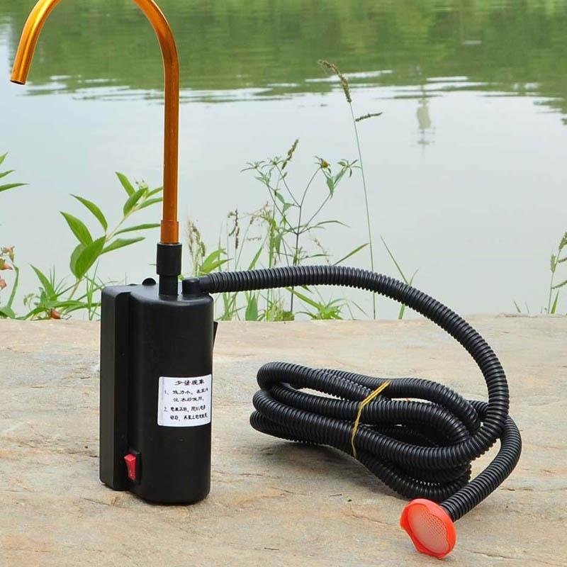 New Arriving Electric Automatic Portable Fishing Water Pump - OhCoolstule