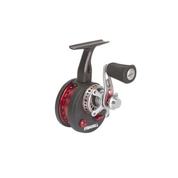 Frabill 3169075 Straight Line 371 Ice Fishing Reel in Clamshell Pack - OhCoolstule
