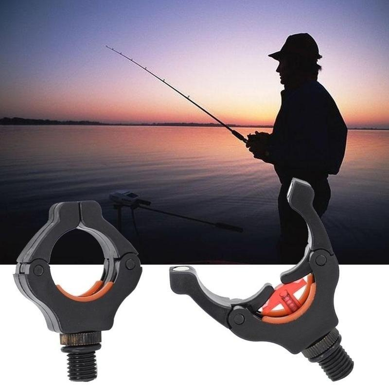 Outdoor Fishing Tackle  Fishing  Rod Forceps Pod Holder With Magic Magnet Hold Rod - OhCoolstule