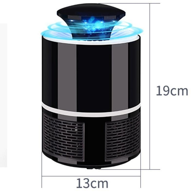 Fashion USB Photocatalyst Mosquito killer lamp Mosquito Repellent Bug Insect Trap light UV Light Killing Trap Lamp Fly Repeller - OhCoolstule