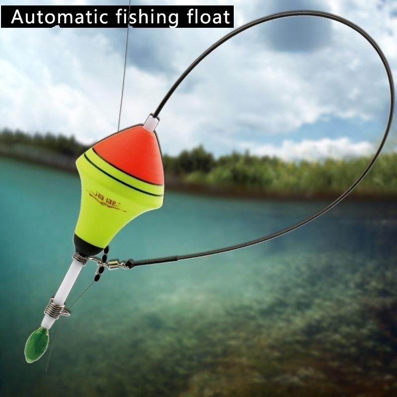 Fishing Floats Bobber EVA Plastic Fishing Float Fish Advanced Float Bite Alarm Vertical Floats Bobbers Tackle - OhCoolstule