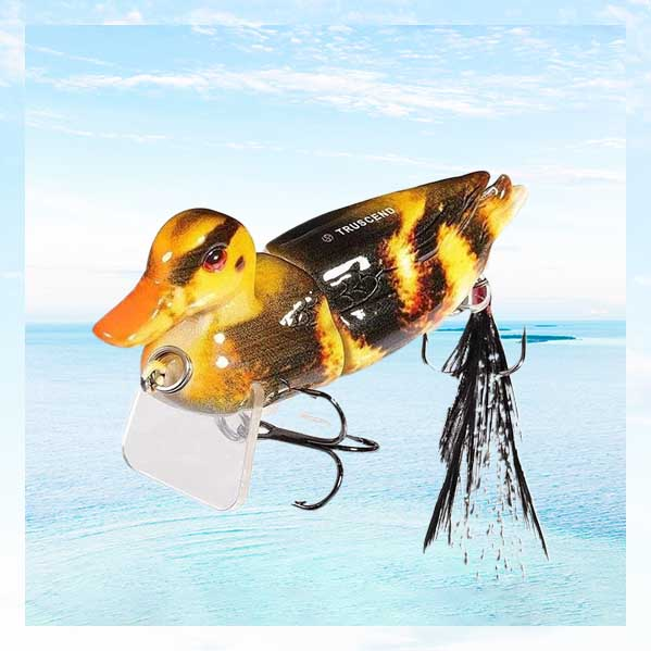 OhCoolstule™ Fishing Lure Hard bait Topwater Swim Duck 2.75in 0.35oz