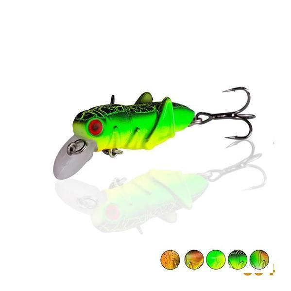 OhCoolstule™ Fishing Lure Minnows Hard Baits 46mm 3.7g - OhCoolstule
