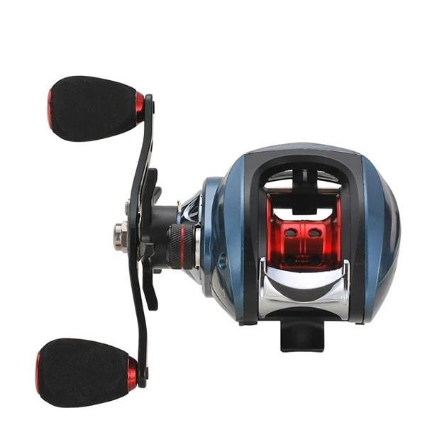 OhCoolstule™ Fishing Reel Baitcasting Reel 17+1 7.2:1 Left/Right Hand - OhCoolstule