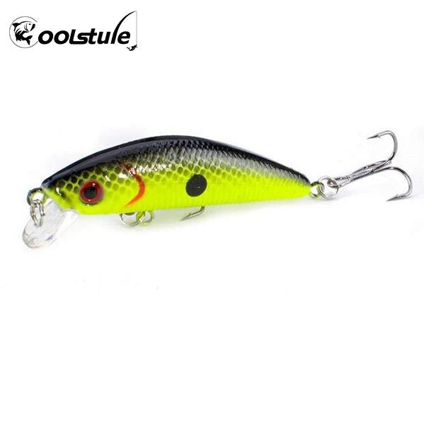 OhCoolstule™ Fishing Lure Hard Baits Minnows 7cm 8.9g 4PCS - OhCoolstule
