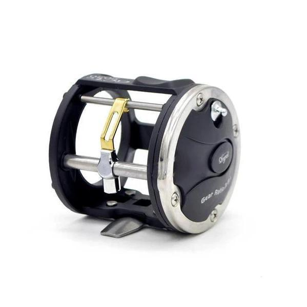 OhCoolstule™ Fishing Reel Baitcasting Reel 4.1:1 12KG Drag Drum Wheel - OhCoolstule
