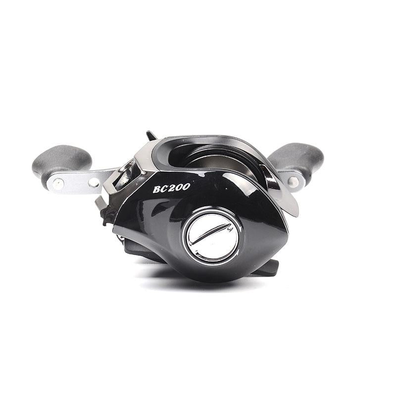 OhCoolstule™ Fishing Reel Baitcasting Reel Right/Left Hand 5+1BB 7.1:1 - OhCoolstule