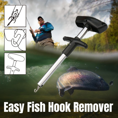 OhCoolstule™ Fishing Accessories Professional Fish Hook Extractor - OhCoolstule