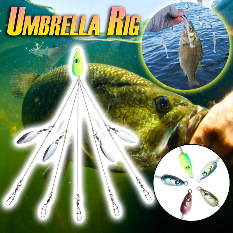 OhCoolstule™ Fishing Accessories Umbrella Rig - OhCoolstule