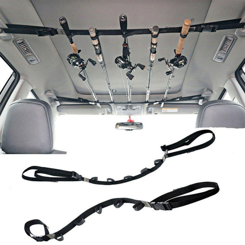 OhCoolstule™ Vehicle Fishing Rod Holder Straps (2pcs) - OhCoolstule