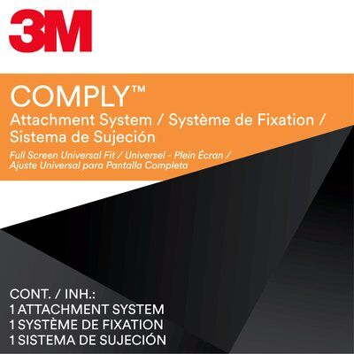 3M COMPLY Attachment System - Full Screen Universal Laptop F