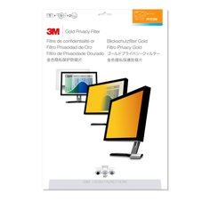 3M Privacy filter for desktop 17,0'' widescreen gold