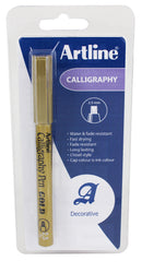 Artline 993 Calligraphy guld New 1-Blister