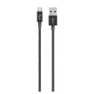 MIXIT Premium Micro-USB Cable, Metallic Black (1,2m)