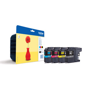 LC121 CMYK ink cartridge value blister
