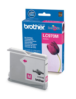 LC970M ink cartridge magenta 350 pages