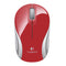 M187 Wireless Mini Mouse, Red