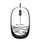 M105 Corded Mouse, White