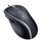 M500 Corded Mouse, Black