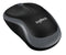 B220 Silent Wireless Mouse, Black