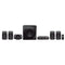 Z906 5.1 Surround Sound Speaker, Black