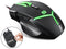 Sandberg Destroyer FlexWeight Mouse, Black