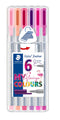 Fineliner Triplus 0,3mm Flamingo ass (6)