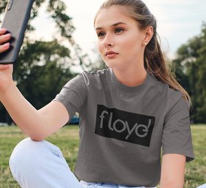 """Floyd Love"" T-Shirt Fundraiser Model 1"