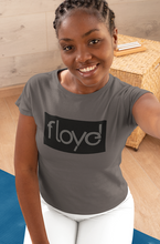 "Load image into Gallery viewer, ""Floyd Love"" T-Shirt Fundraiser Model 2"