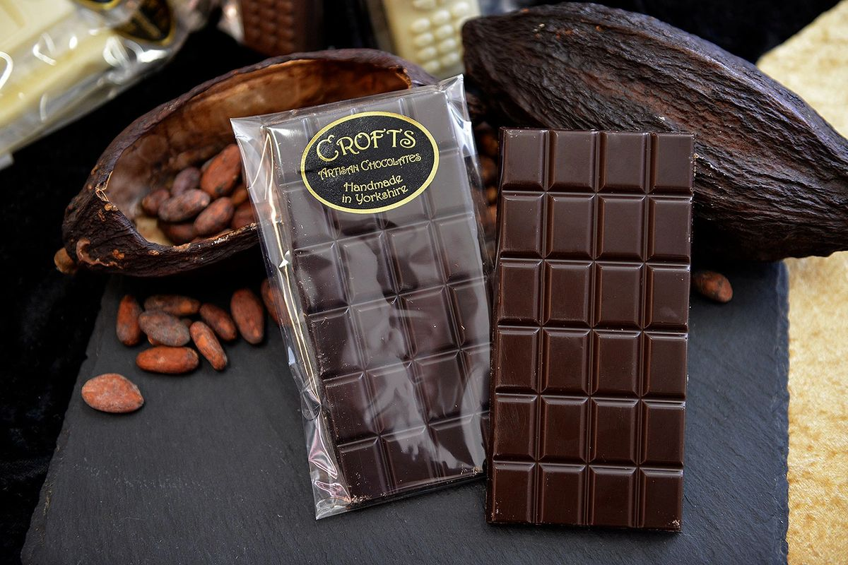 Belgian Dark Chocolate Bar 70%