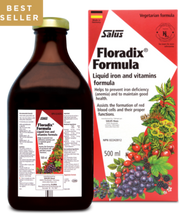 Load image into Gallery viewer, Floradix Liquid Iron Formula