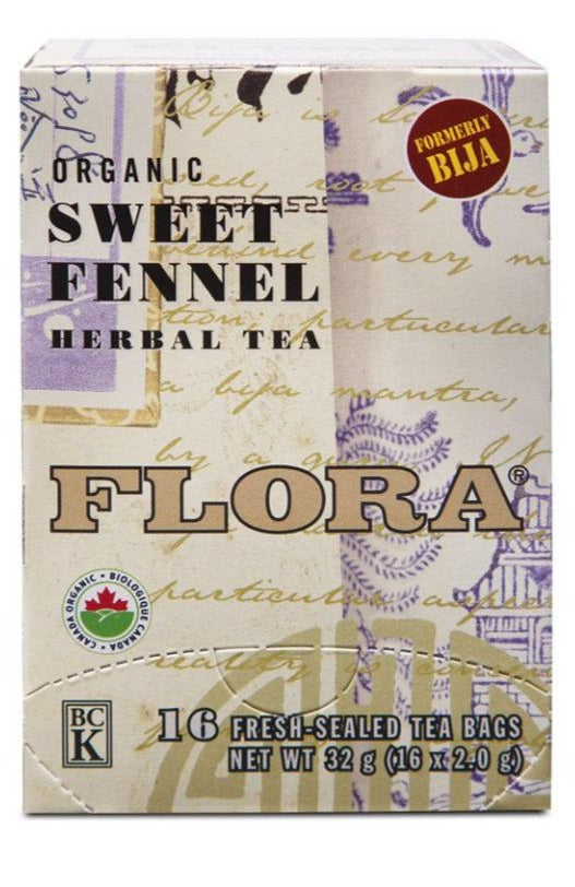 Sweet Fennel Tea 16 Tea Bags