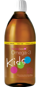 Nutrasea Kids Omega 3 Fish Oil Bubblegum Flavour