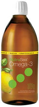 Load image into Gallery viewer, Nutrasea Omega 3 Fish Oil Lemon