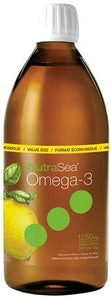 Nutrasea Omega 3 Fish Oil Lemon