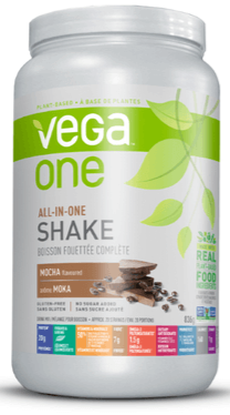 Vega All-in-One Vegan Protein Powder Mocha 836g