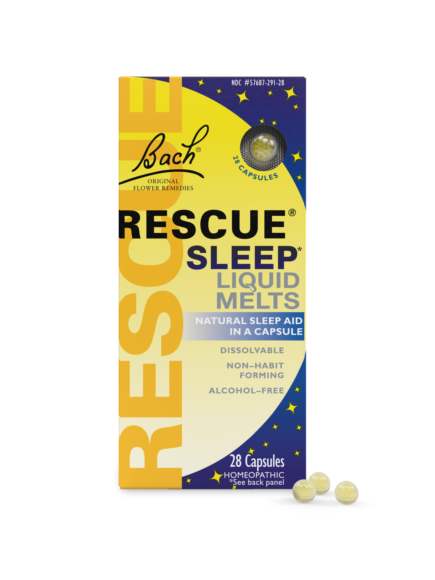 Rrescue Sleep Liquid Melts 28 Count
