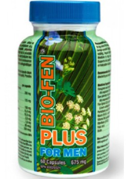 Bio-Fen Plus For Men 60 Capsules