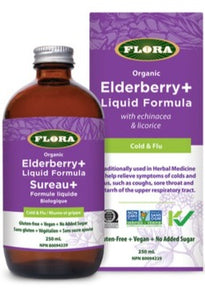 Elderberry+ Liquid 250ml