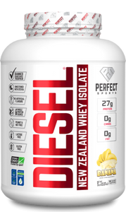 Diesel Whey Protein Isolate Banana