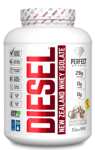 Diesel Whey Protein Isolate Marshmallow Hot Chocolate