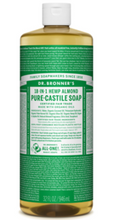 Load image into Gallery viewer, Dr. Bronner's Organic Pure Castile Liquid Soap Almond