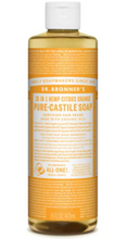 Load image into Gallery viewer, Dr. Bronner's Organic Pure Castile Liquid Soap Citrus