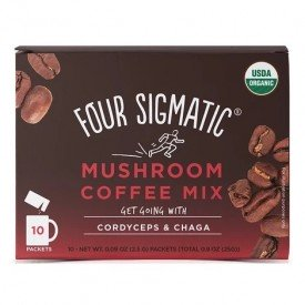 Four Sigmatic Mushroom Coffee Cordyceps and Chaga 10pk