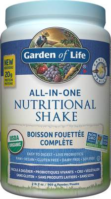 All-In-One Nutritional Shake Vanilla 969g