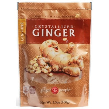 Gin Gins Crystallized Ginger Candy 100g