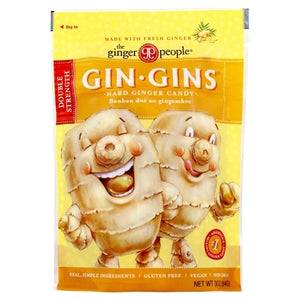 Gin Gins Hard Ginger Candy 84g