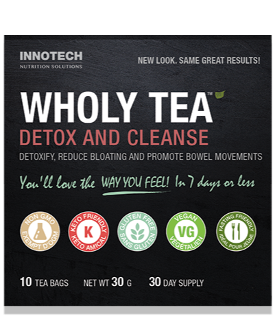 Dr. Miller's Wholy Tea Detox and Cleanse 10 Tea Bags