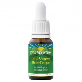 Joy of the Moutain Oregano Oil